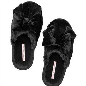 BRAND NEW Victoria secret slippers small